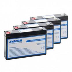AVACOM bateriový kit pro APC UPS RBC34