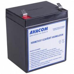 AVACOM náhrada za APC UPS RBC46