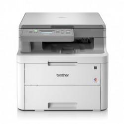LED tiskárna Brother, DCP-L3510CDWYJ1, tiskárna PCL, barevná, bezdrátová, multifunkční