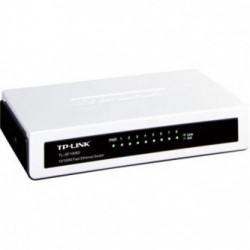 TP-LINK stolní switch TL-SF1008D 100Mbps, auto MDI MDIX