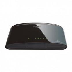 D-LINK stolní switch DES-1005D 200Mbps