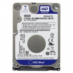 Western Digital interní pevný disk, WD Blue, 2.5, SATA III, 0,5TB, 500GB, WD5000LPCX