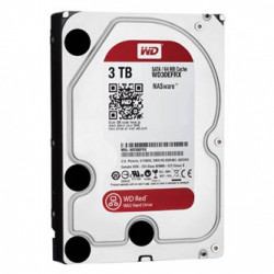 "Pevný disk NAS, Western Digital, 3.5"", 3000GB, 3TB, WD Red, SATA III SATA II, 5400, WD30EFRX"