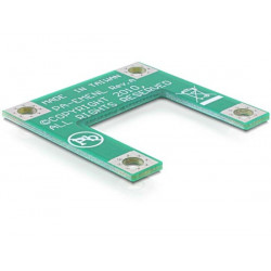 Delock Converter Mini PCI Express half-size > full-size