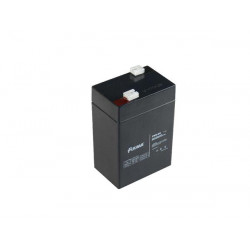akumulátor FUKAWA FW 5-6 U (6V; 5 Ah; faston F1-4,7mm; životnost 5let)