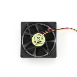 Gembird Chladič ventilátor do skříně 80x80 kuličkové ložisko