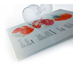 Laminovací fólie 100 ks, 80 x 110 mm, 80 mic