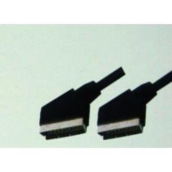 Kabel GEMBIRD přípojný SCART 1,8m M M