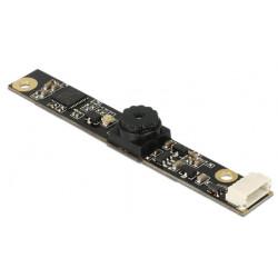 Delock USB 2.0 IR Camera Module 5.04 mega pixel 48° V5 fix focus