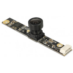 Delock USB 2.0 Camera Module 5.04 mega pixel 80° V5 fix focus