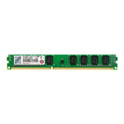Transcend paměť 2GB DDR3 1333 U-DIMM 1Rx8 VLP, nízký profil