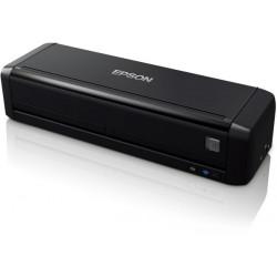 EPSON skener WorkForce DS-360W - A4 600x600dpi USB3.0 DADF Wi-Fi