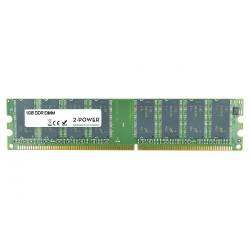 2-Power 1GB 400MHz DDR Non-ECC CL3 DIMM 2Rx8 ( DOŽIVOTNÍ ZÁRUKA )