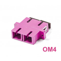 OPTIX SC Optická spojka MM OM4 DUPLEX