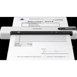 EPSON skener WorkForce DS-80W - A4 600x600dpi USB Wi-Fi mobilní