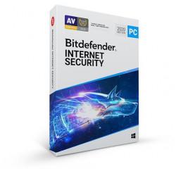 Bitdefender Internet Security 3 zařízení na 1 rok