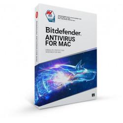 Bitdefender Antivirus for Mac 3 zařízení na 1 rok