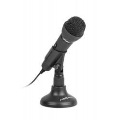 Mikrofon Natec Adder, 3,5mm jack