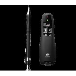 Logitech Wireless Presenter R400, USB