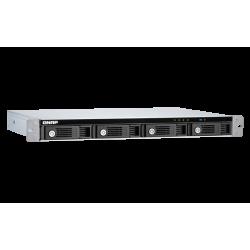QNAP TR-004U rozšiřovací jednotka pro PC, server či QNAP NAS (4x SATA 1 x USB 3.0 typu C)