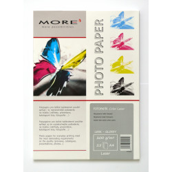 Armor hlazený ColorLaser papír 200g m2 25xA4 gloss