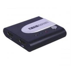 HDMI switch 2:1 automatický