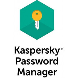 Kaspersky Cloud Password Manager 1x 1 rok Nová