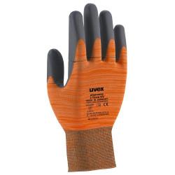 UVEX Rukavice Phynomic x-foam HV vel. 9 přesné, všeob a těžké. práce suché prostředí ochrana při manipulaci s elektrick