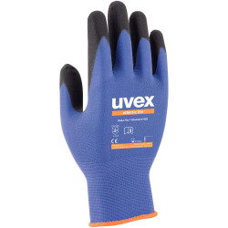 UVEX Rukavice Athletic lite vel. 10 přesné práce suché a mírne vlhké prostředí vysoká citlivost mikropěna