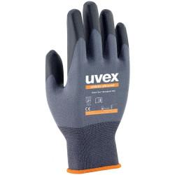 UVEX Rukavice Athletic allround vel. 11 přesné a všeob. práce suché a mírne vlhké prostředí polymér