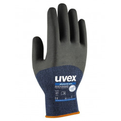 UVEX Rukavice Phynomic pro vel. 9 přesné a všeob. práce mírne vlhké a mokré prostředí odpuzujíci vlhkost