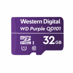 WD Purple microSDHC 32GB Class 10 U1