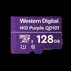WD Purple microSDXC 128GB Class 10 U1