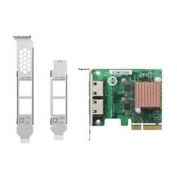 QNAP QXG-2G2T-I225 - 2,5GbE (2 porty) PCIe karta pro PC i NAS
