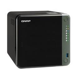 QNAP TS-453D-4G (2,7GHz 4GB RAM 4x SATA 1xHDMI 4K 1xPCIe 2x2,5GbE 3xUSB 2.0 2xUSB 3.2)