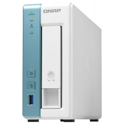 QNAP TS-131K 1,7GHz 1GBRAM 1xSATA 1xGbE 3xUSB3.2