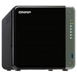QNAP TS-453D-4G Celeron J4125 2,0-2,7GHz 4GBRAM 4xSATA 2x2,5GbE 3xUSB2.0 2xUSB3.2 1xPCIe 1xHDMI