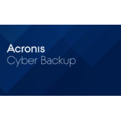 Acronis Cyber Backup Standard Microsoft 365 Subscription License 5 Seats, 3 Year - Renewal