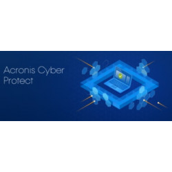 Acronis Cyber Protect Essentials Workstation Subscription License, 1 Year - Renewal
