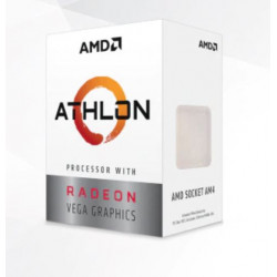 CPU AMD Athlon 3000G 2core (3,5GHz)