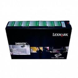 Lexmark originální toner 24B5578, black, 12000str., high capacity, return, Lexmark CS748, CS748de, CS748dte, CS748e, O